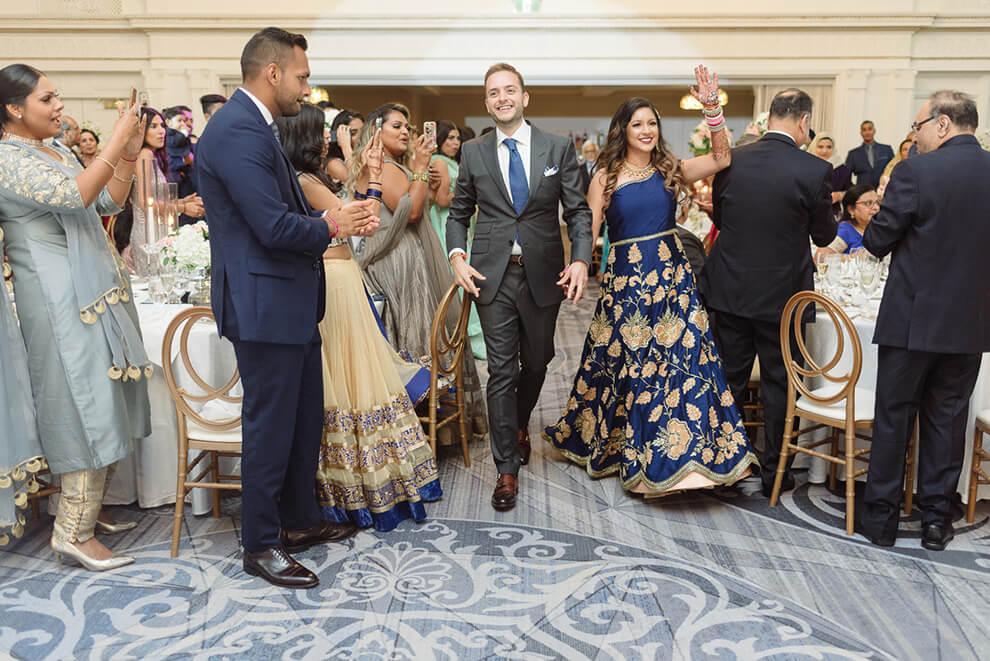 5 formas originales de ingresar a su boda con estilo