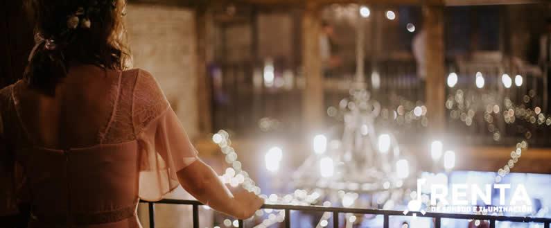 iluminacion para bodas